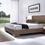 Dormitorio  Madera  Color cerezo combinado con Blanco