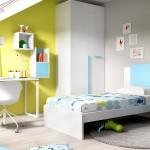 Dormitorio  Juvenil , con cama