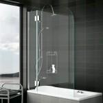 Mampara  Hoja  plegable para bañera