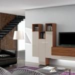 Mueble  Salón Apilable