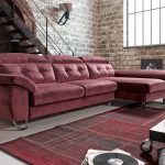 Sofá  Chaisse  longe Cabezal reclinable