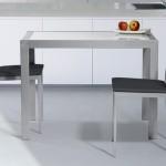 Mesa cocina con tabla de planchar